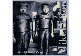 Mike Patton - Adult Themes For Voice - (CD)