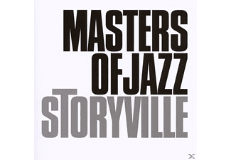 VARIOUS - Masters Of Jazz - (CD)