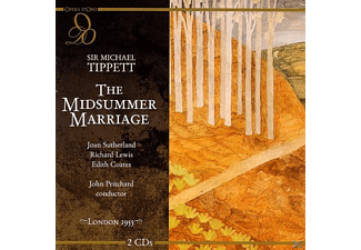 Montserrat Caballé, Sutherland/Lewis/Coates/Kraus/Leigh/Lani - The Midsummer Marriage (London,'55 - (CD)