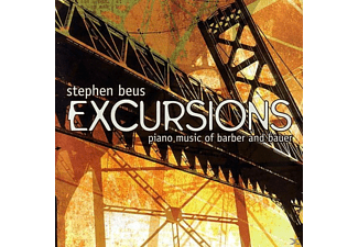 Stephen Beus - Excursions - (CD)