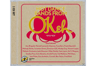 VARIOUS - Hot Dance Bands From Okeh ('23-'31) - (CD)