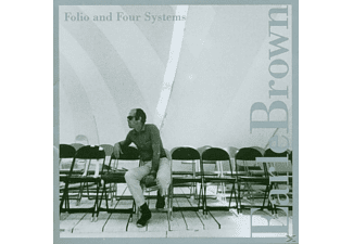 Earle Brown - Folio And Four Systems - (CD)