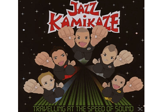 Jazz Kamikaze - Travelling At The Speed Of Sound - (CD)