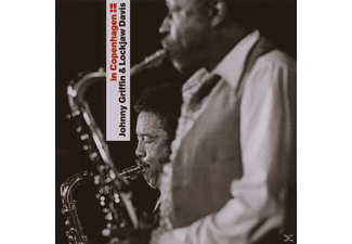 Johnny Griffin, Johnny & Lockjaw Davis Griffin - In Copenhagen - (CD)
