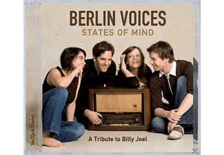 Berlin Voices - States Of Mind-Billy Joel Tribute - (CD)