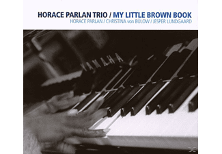 Trio, Horace Trio Parlan - My Little Brown Book - (CD)
