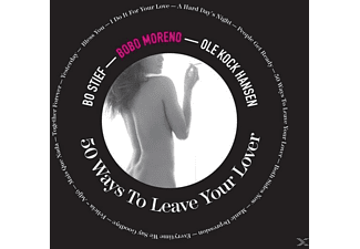 Bobo Moreno - 50 Ways To Leave Your Lover - (CD)