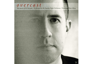 Efrat Sunday Night Orchestra Feat.alony - Overcast-The Music Of Ed Partyka - (CD)