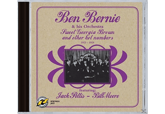 Ben Bernie, Ben & His Orchestra Bernie - Sweet Georgia Brown & Other Hot NRS - (CD)