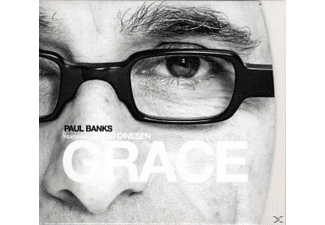 Paul Banks, Paul Ft.Jakob Dinesen Banks - Grace - (CD)