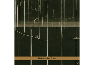 Raz Mesinai - Before The Law - (CD)