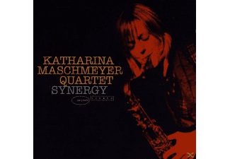 Katharina Maschmeyer - Synergy - (CD)