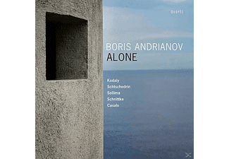 VARIOUS - Alone - (CD)