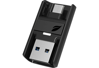 LEEF LB300KK064 Bridge, USB-Stick, 64 GB