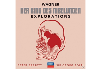 Wiener Philharmoniker, Georg Solti, Peter Bassett - Der Ring Des Nibelungen - Explorations - (CD)