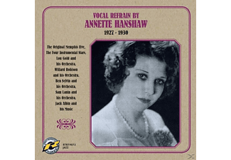 VARIOUS - Vocal Refrain by Annette Hanshaw - (CD)
