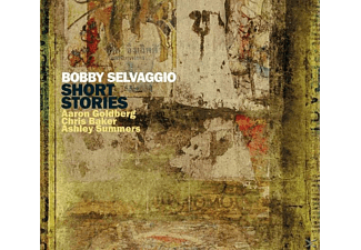 Bobby Selvaggio - Short Stories - (CD)