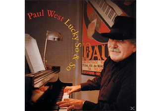 Paul West - Lucky So & So - (CD)