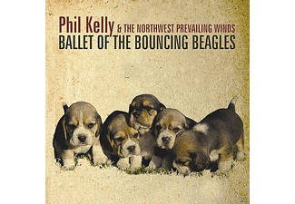 Phil Kelly - Ballet Of The Bouncing Beagles - (CD)