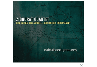 Ziggurat Quartet - Calculated Gestures - (CD)