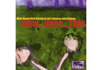 Mike Denny Rick Mandyck Jeff Johnso - Now...here...this - (CD)