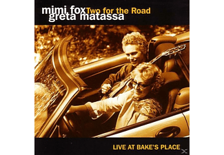 Mimi Fox With Greta Matassa - Two For The Road - (CD)