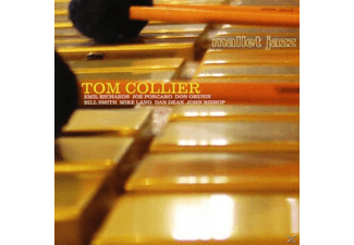 Tom Collier - Mallet Jazz - (CD)