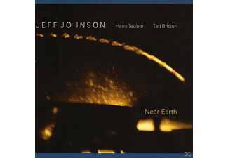 Jeff Johnson - Near Earth - (CD)