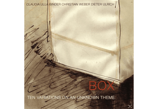 Box - Ten Variations On An Unknown Theme - (CD)