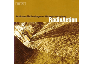 Radioaction - Hi-fi - (CD)