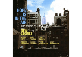 New Stories - Hope Is In The Air - (CD)