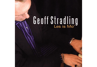 Geoff Stradling - Les Is Mo' - (CD)