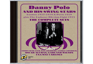 Danny And His Swing Stars Polo - The Complete Sets - (CD)