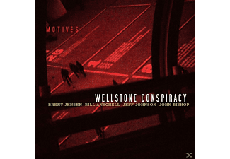 Wellstone Conspiracy - Motives - (CD)
