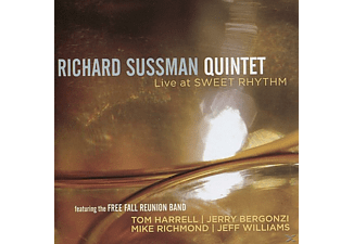 Richard Sussman Quintet - Live At Sweet Rhythm - (CD)