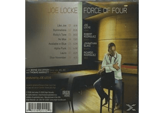Joe Locke - Force Of Four - (CD)