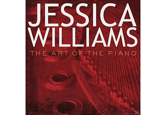 Williams Jessica - The Art Of The Piano - (CD)