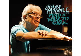 John Mayall - Find a Way to Care (CD)