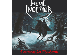 Metal Inquisitor - Doomsday For The Heretic (Re-Release) - (Vinyl)