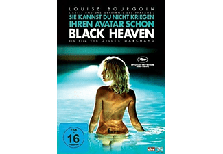 BLACK HEAVEN - (DVD)