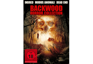 Backwood Horror Collection - (DVD)