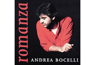 Andrea Bocelli - Romanza - Remastered (CD)