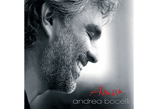 Andrea Bocelli - Amor - Spanish Edition - Remastered (CD)