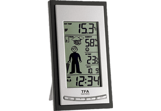TFA 35.1084 Weather Boy, Funk-Wetterstation