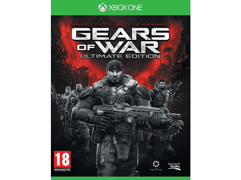 Gears of War Ultimate Edition Xbox One gaming   offline microsoft xbox one παιχνίδια xbox one gaming games xbox one gam