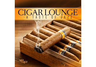 VARIOUS - Cigar Lounge-A Taste Of Jazz - (CD)