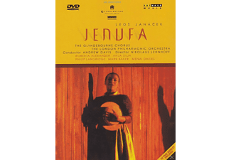 The London Philharmonic Orchestra, Glyndebourne Chorus - JENUFA (GLYNDEBORNE FESTIVAL 1989) [DVD]
