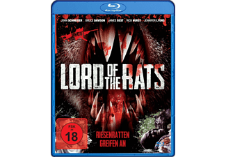 Lords Of Rats - Riesenratten Greifen An - (Blu-ray)