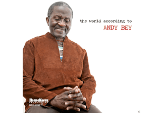 Andy Bey - The World According To Andy Bey - (CD)