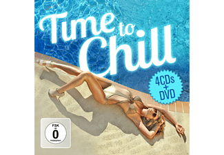 VARIOUS - Time To Chill - (CD)